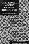 The The Truth About Freud's Technique: book cover